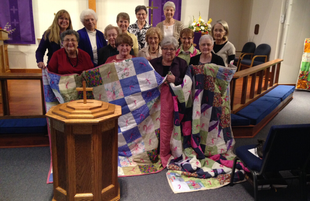 Comfort Makers - Quilters
