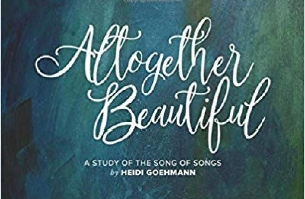 Women's Bible Study - Altogether Beautiful